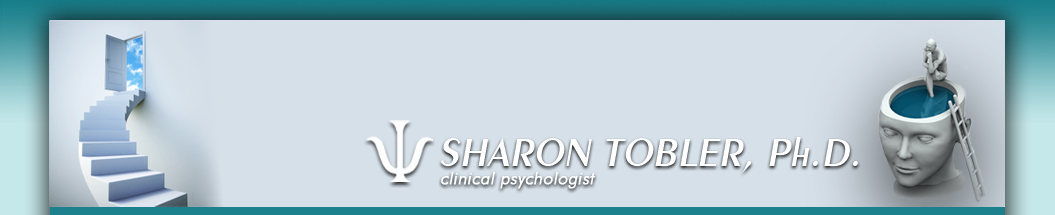 Santa Barbara Mental Health Psychologist Sharon Tobler, Ph.D. practices marriage counseling, relationship therapy, and psychotherapy in California.